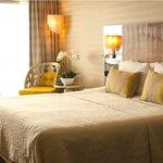 Deluxe Bosphorus Sea View Room