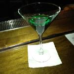 a great martini from Ladies Night