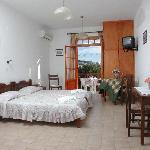 room- single beds