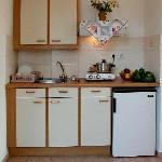 room's kitchen