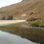 Achla's beach