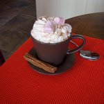 Small Luxury Hot Chocolate...
