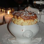 Gran Marnier Souffle - to die for!
