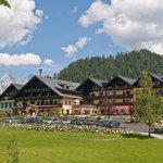 Hotelansicht Sommer