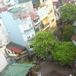 vista dal 6° piano