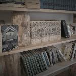 The Lounge Book Shelf
