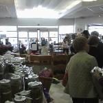 Line at register