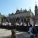 Ansicht der Kathedrale
