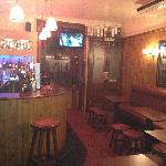 Our lovely wee snug bar
