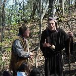 Il frate pellegrino