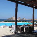 Foto de Tinos Beach Hotel