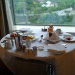 咖啡厅 - 香港沙田凯悦酒店照片