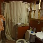 our private bath