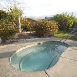 Pool (Highest Temperature)