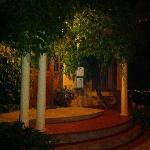 Mistiso's Place in the dark...