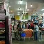 Inside Big Bazar