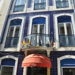 facciata Hotel Anjo Azul