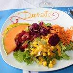 salade fraîcheur du menu du jour/midi