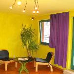 Zimmer 11 - Sitzecke
