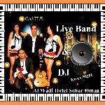 A l Wadi Hotel Live Band