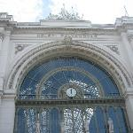 Budapest-Keleti pályaudvar station