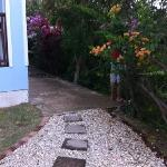 Entrance to the Pool