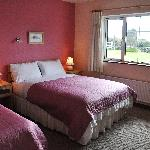 Comfy Beds, all rooms ensuite