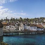 Oldtown of Lucerne