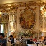 Foto de Restaurant le Meurice Alain Ducasse