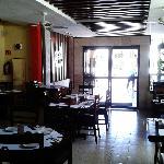 Area de restaurant