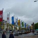 Eyre Square, City Center