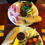 Massive Ploughmans Lunches