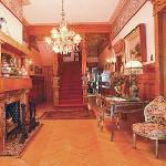 Beautiful antiques in the mansion and modern amenities in the rooms!