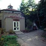 Abbe Museum at Sieur de Monts Spring in Acadia National Park
