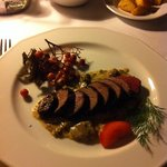 Saddle of Venison... amazing!
