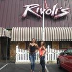 outside rivoli's