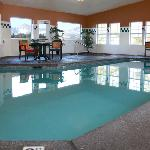 Enjoy Hotel's Indoor Pool and Whirlpool