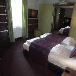 Zimmer 100 - Doppelbett
