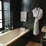 Luxurious bath!