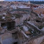 View of Meknes from rooftop