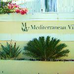 Medvilla from the street