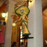 Exposición de juguetes mexicanos ( abril y mayo)