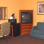 Trade Winds Inn Clinton OKGuestroom