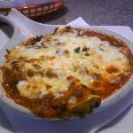 Romano's Beef Cannelloni wa one of the best Italian dishes I've had in a long time!