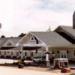 Depot Inn & Suites Front View