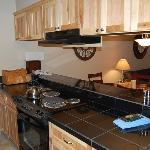 Sample kitchen photo for 2 bedroom
