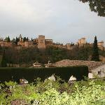 View of Alhambra 2