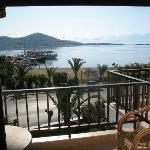 View from Corali, top floor