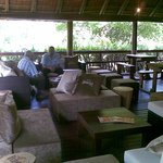 Addo Restaurant lounge