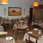 Addo Restaurant inside